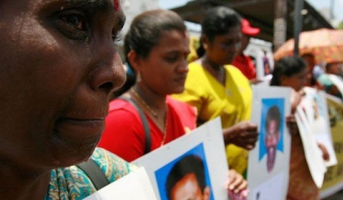 SL denies claims families of missing under surveillance