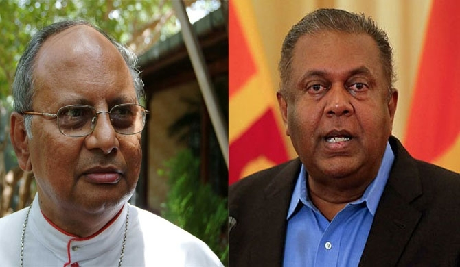 """Pity, the Cardinal always seems to get things wrong in trying to be a populist"" – Mangala Samaraweera"