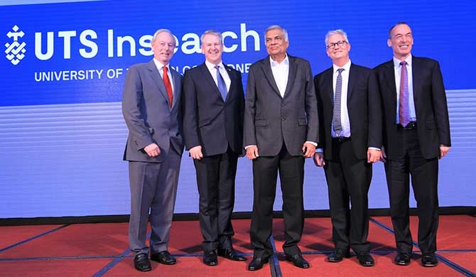 UTS launched in Colombo
