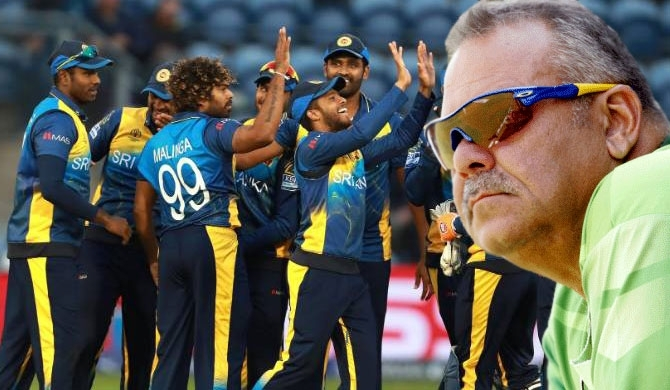 Whatmore to coach SL team