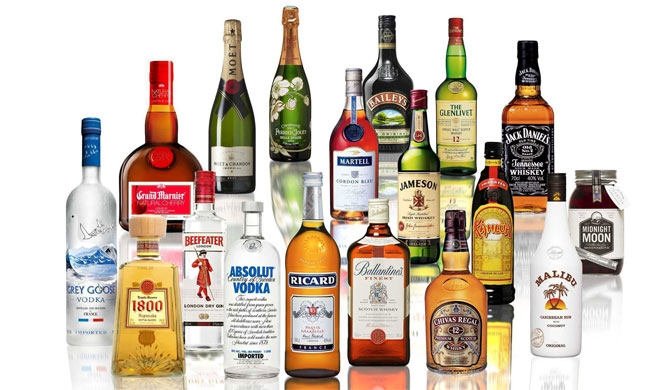 Sale of imported liquor without foolproof sticker banned