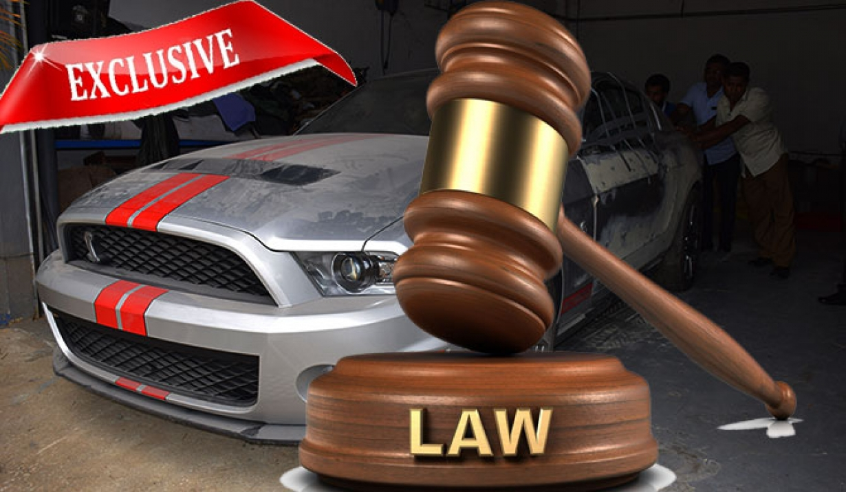 Fcid yet to name suspects in ford mustang case