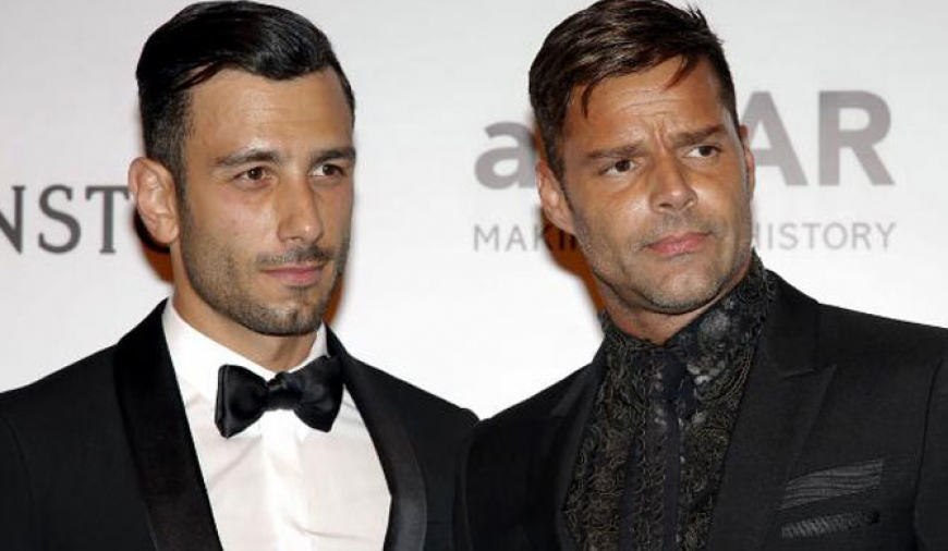 Ricky Martin officially announces engagement
