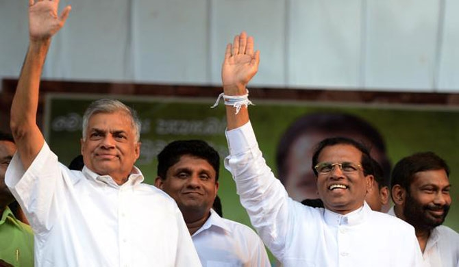 Proposal for Ranil to run for president