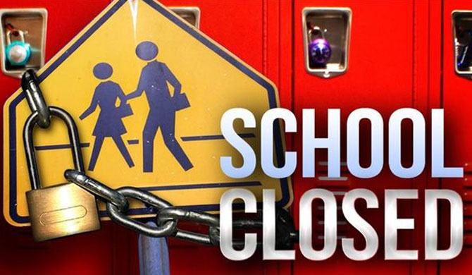 248 schools in the North to be closed down!