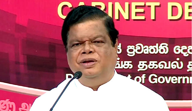 Bandula challenges to show new currency notes