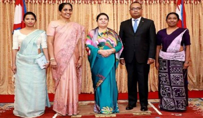 SL seeks to enhance relations with Nepal