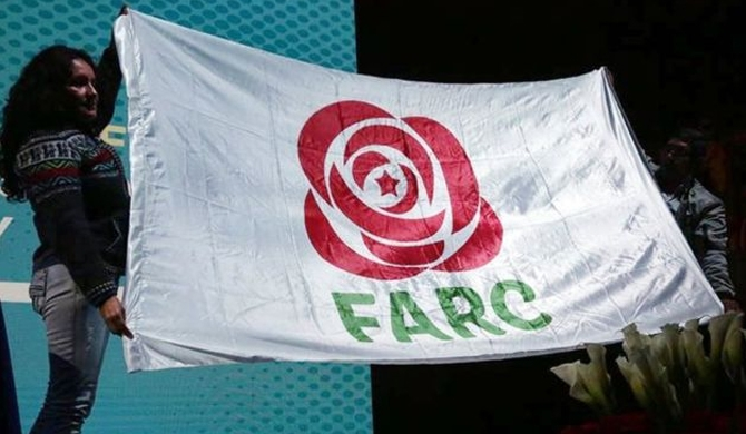 Farc rebels get rebrand as party