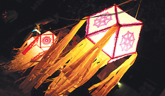 National Vesak Festival postponed indefinitely