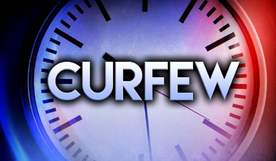 Curfew imposed on Western Province from tomorrow