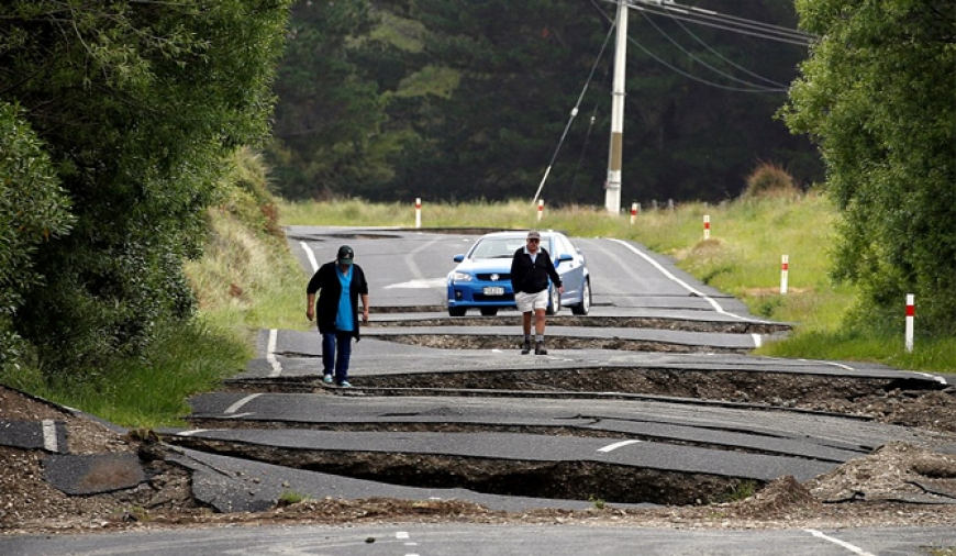 New Zealand hit by 2nd quake