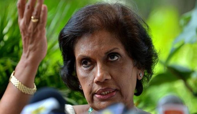 Chandrika removed from SLFP politburo!
