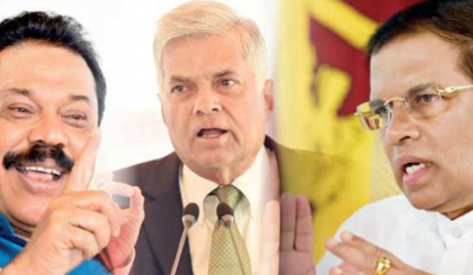 "What's brewing within SLFP or rather within the ""Sirisena clan""?"