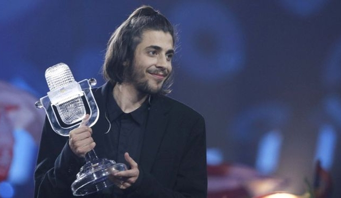 Portugal bags first Eurovision contest (Video)