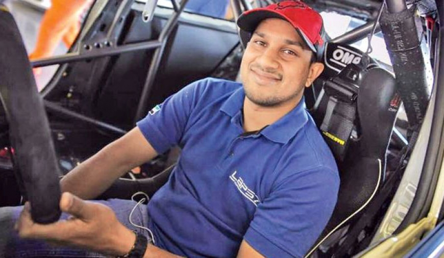 Ashan to compete in 24-hr Endurance race