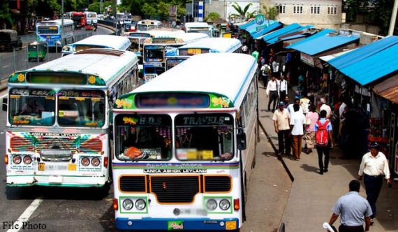 Islandwide bus strike commences