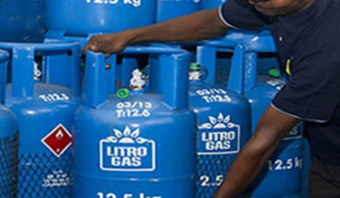 Contracts of Litro LPG cylinders go to Thailand