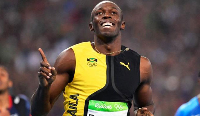 Covid-19 catches up with Usain Bolt, world's fastest man