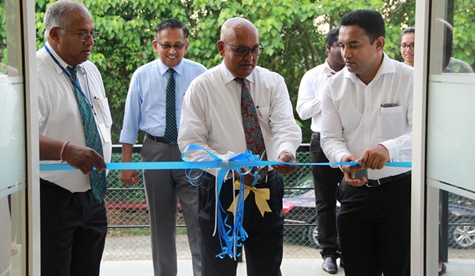 DIMO Agribusinesses opens new office at Sapugaskanda
