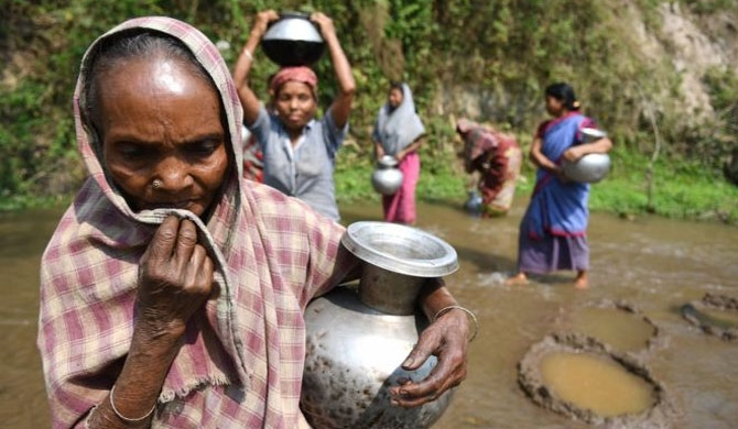 India facing worst-ever water crisis