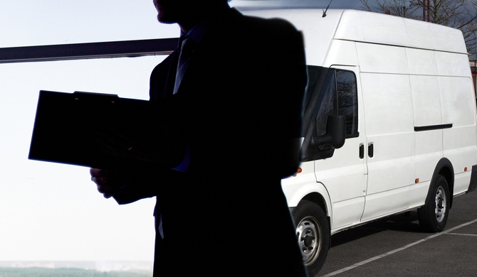 Attempted white van abduction targets corruption witness