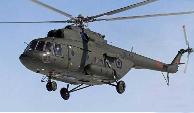 Sri Lanka to purchase helicopters from Russia