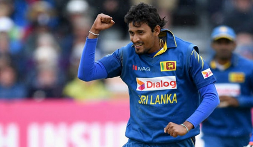 Lakmal fined for breaching ICC Code of Conduct