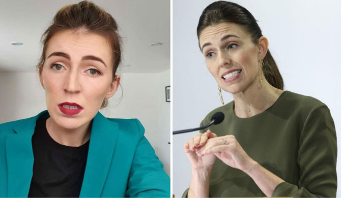 Comedian's impressions of Jacinda Ardern makes waves online (Video)