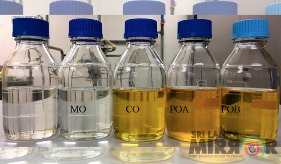 Island-wide coconut oil samples to be sent for testing - CAA