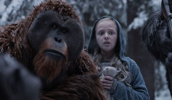 Importation of 'Planet of the Apes' movie halted!