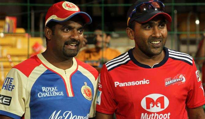 Mahela & Murali to play Black Clash T20