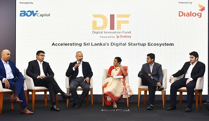 DIF invests in first round of digital startups