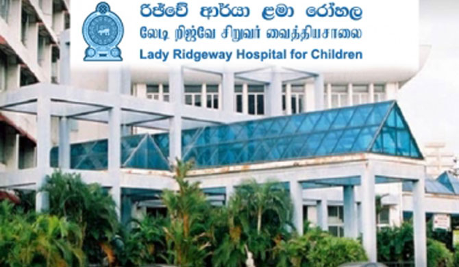 32 COVID-19 cases from Lady Ridgeway Hospital