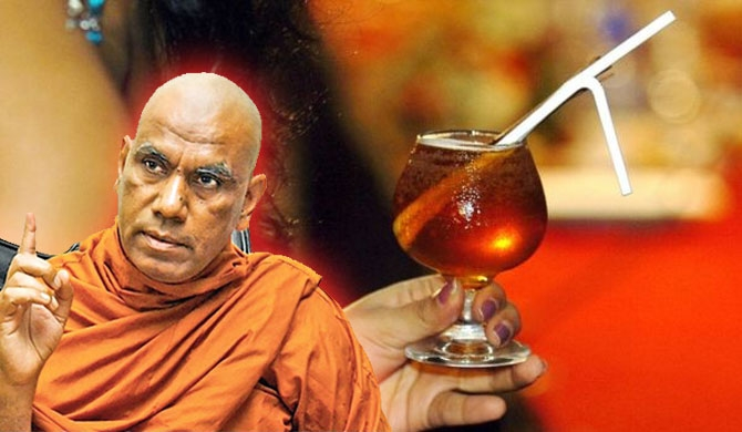 Sobhitha Thera opposes women being allowed to buy, sell alcohol