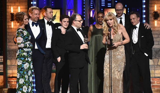Harry Potter drama wins 6 Tony awards