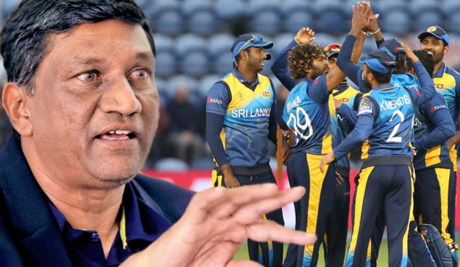 Ashantha de Mel heads new SLC selection committee