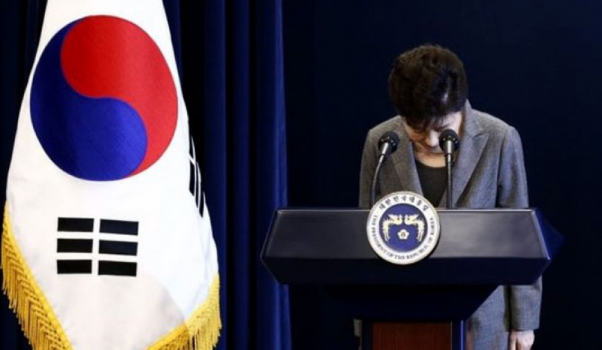 S. Korean President impeached