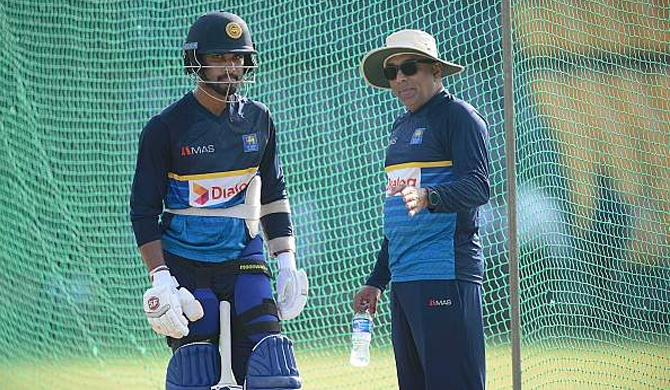 Chandika Hathurusingha has pledged to bring the Sri Lankan brand of cricket back. © SLC