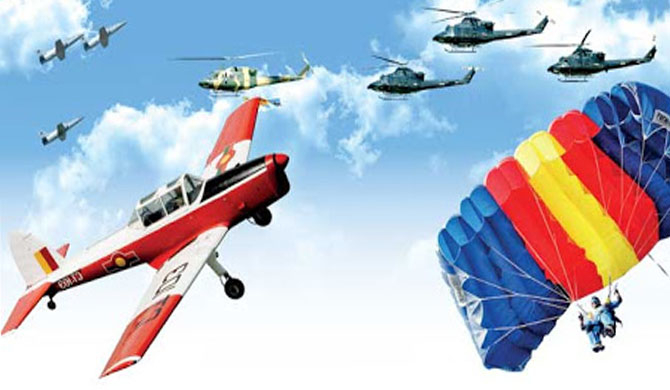 SLAF airshow to mark 70 years