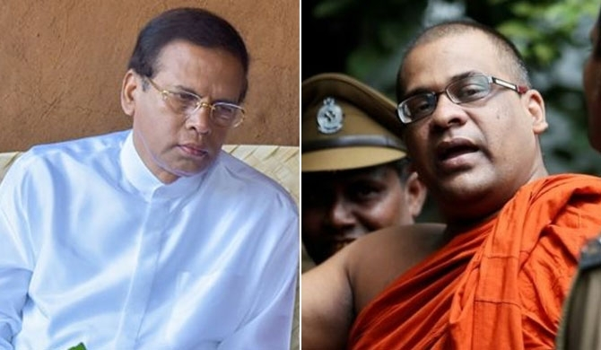Gnansara Thero to be released