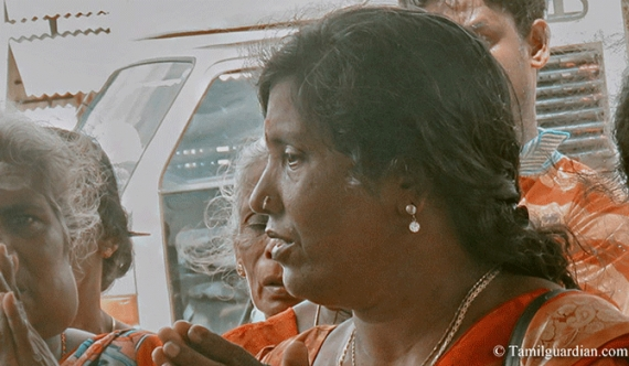 Sri Lanka police continue harassment of Tamil woman activist