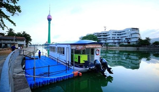 Ferry service on Beira Lake commences