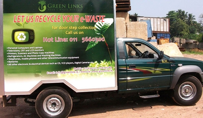 Green Links Lanka to collect used Hybrid/EV vehicle batteries