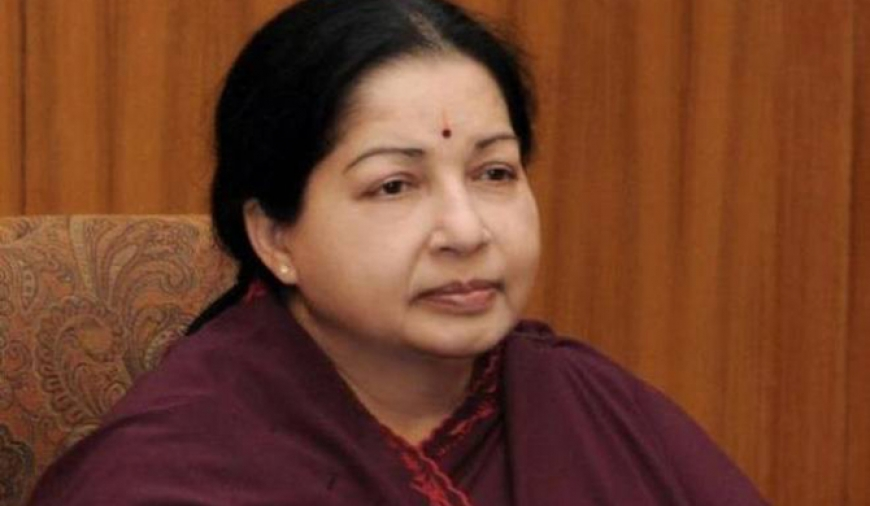 Jayalalitha no more
