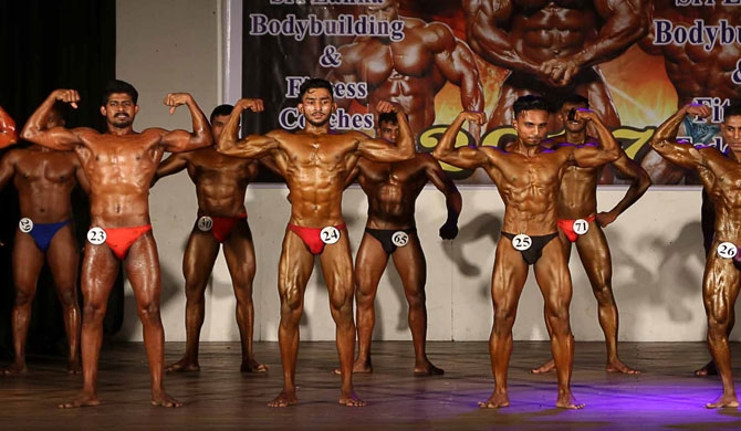 5 nominated for Asian Bodybuilding C'ships?