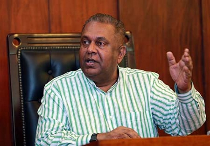 50,000 families in Colombo slums to be relocated - Mangala