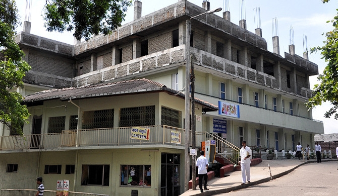 Flu outbreak closes Kandy Hospital Ward