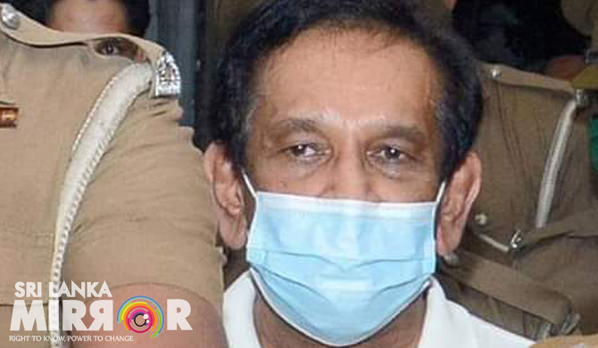 Rajitha remanded (Update)