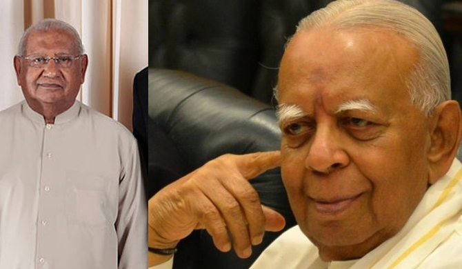 Sampanthan finally gets official residence!