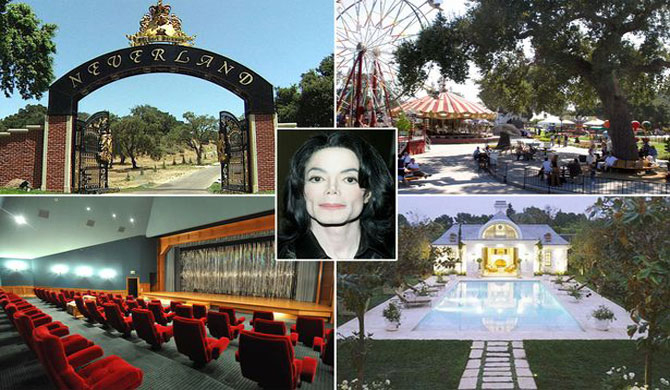 Michael Jackson's Neverland Ranch sold for $22m